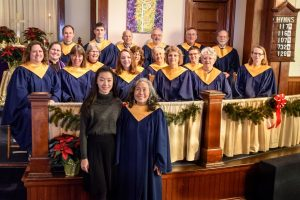 Our choir and guests 12/20/15