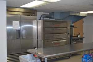 Rental Space Kitchen Richmond