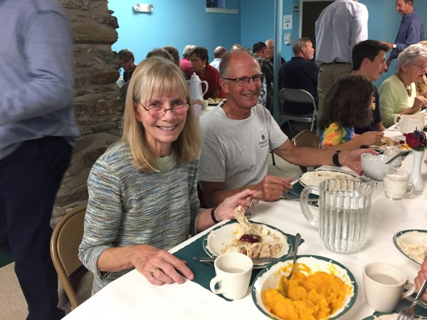 73rd Annual Chicken Pie Supper – October 7, 2020