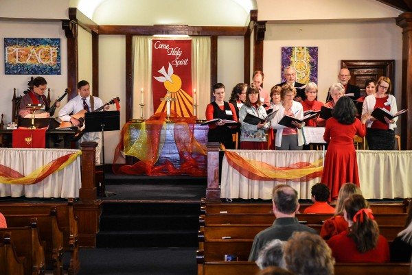Special Music for Pentecost