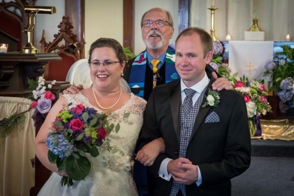 Congratulations Pastor Katelyn & Nathan