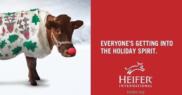 Annual Heifer Living Market a Success!