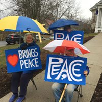 Peace Vigil Potluck Picnic – July 19