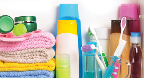 Lent Personal Care Products Drive