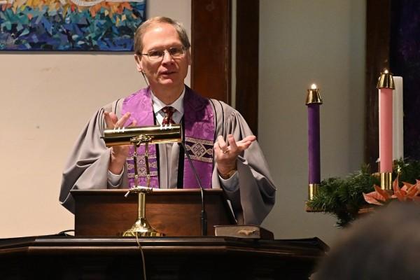 Thank you Rev. Neal Sadler