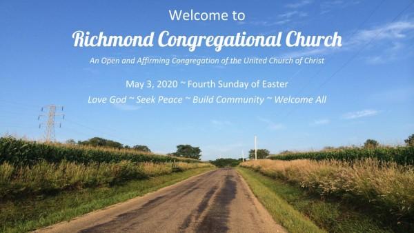 Worship May 3, 2020